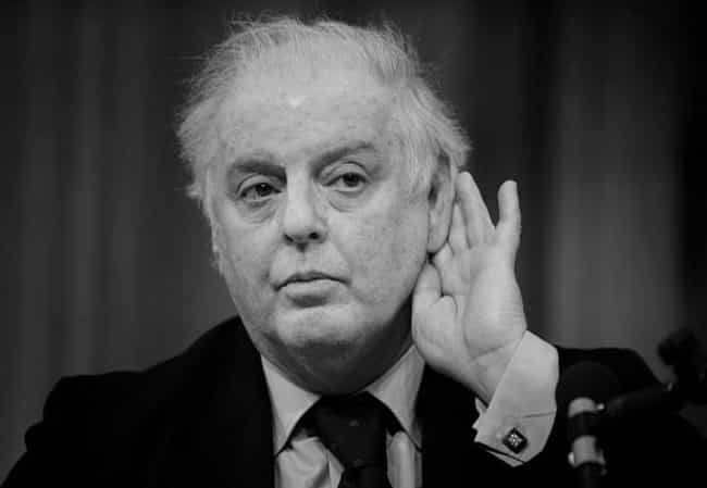 Daniel Barenboim is listed (or ranked) 3 on the list Famous Pianists from Argentina