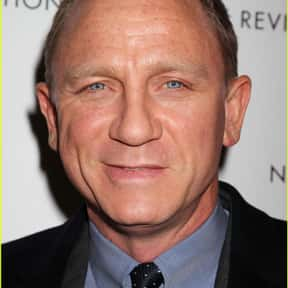 Daniel Craig is listed (or ranked) 25 on the list Celebrities Who Are Secret Geeks
