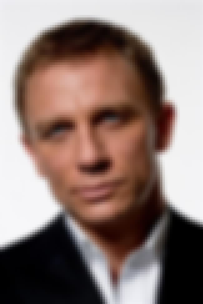 Daniel Craig is listed (or ranked) 3 on the list Famous People Born in 1968