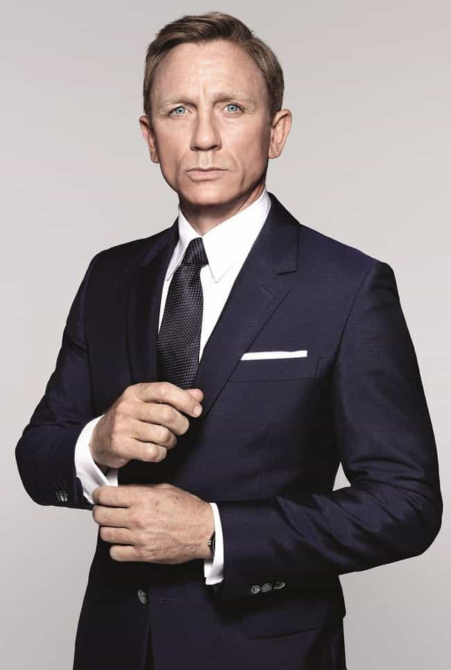Daniel Craig is listed (or ranked) 4 on the list The Best Actors Who Played James Bond, Ranked