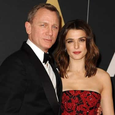 Daniel Craig is listed (or ranked) 1 on the list Rachel Weisz Loves and Hookups