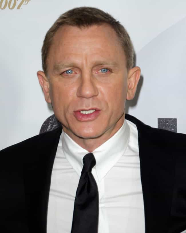 Daniel Craig is listed (or ranked) 5 on the list Celebrities Who Have Been Publicly Mean to the Kardashians