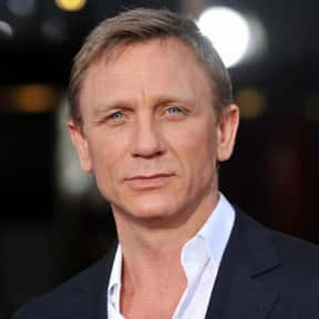 Daniel Craig is listed (or ranked) 12 on the list The Best Living English Actors