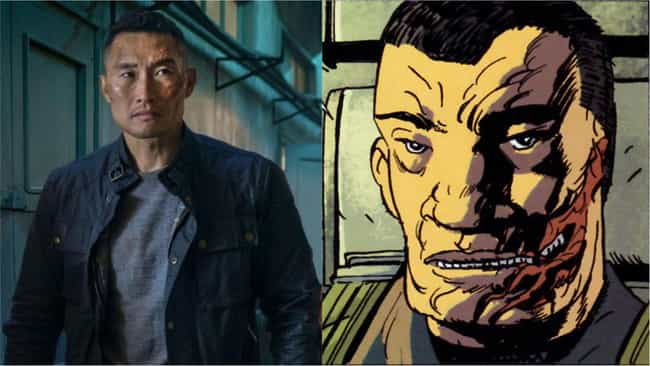 Daniel Dae Kim is listed (or ranked) 3 on the list 'Hellboy' Actors Vs. The Comics Characters They're Playing