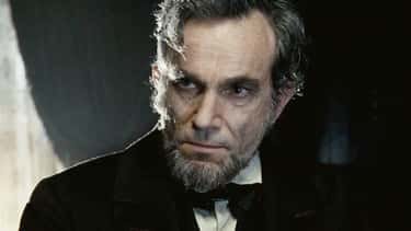 Daniel Day-Lewis - Abraham Lin is listed (or ranked) 1 on the list The Best Portrayals of Real U.S. Presidents