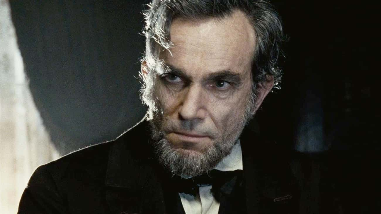 Daniel Day-Lewis - Abraham Lincoln