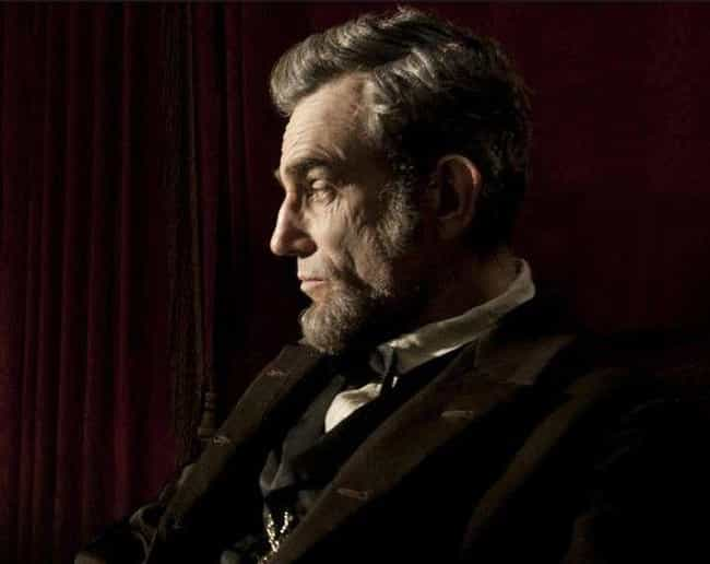 Daniel Day-Lewis is listed (or ranked) 1 on the list 10 Actors Who Have Played Abraham Lincoln