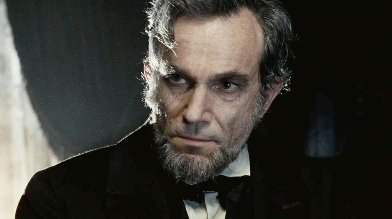Daniel Day-Lewis is listed (or ranked) 1 on the list The Best Actors Who Played Presidents On Film