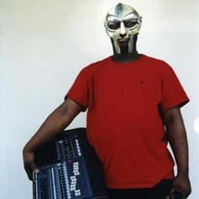 MF Doom is listed (or ranked) 1 on the list The Best Underground Rappers