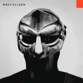 MF Doom is listed (or ranked) 2 on the list The Best Underground Hip Hop Groups
