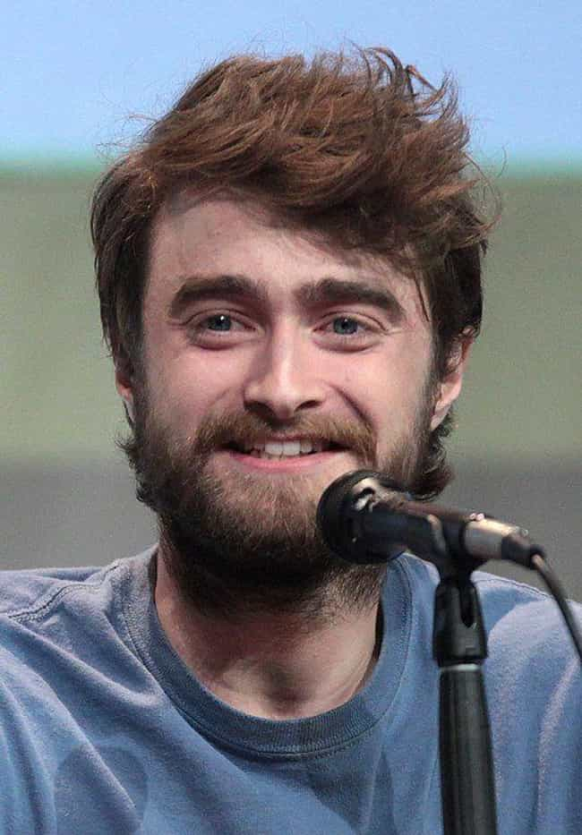 Daniel Radcliffe is listed (or ranked) 1 on the list Celebrities Who Had To Quit Drinking
