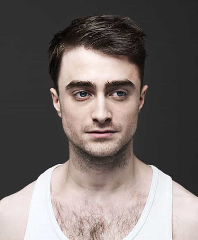 Daniel Radcliffe is listed (or ranked) 7 on the list Male Celebrities Who Are Feminists