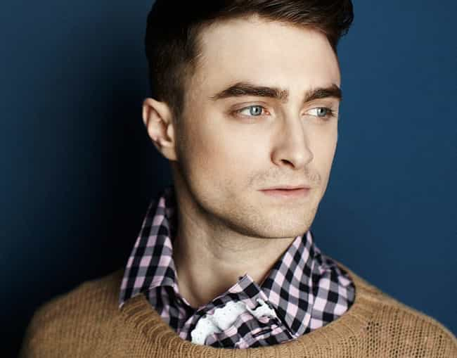 Daniel Radcliffe is listed (or ranked) 1 on the list Celebrities Who Wear Levi Strauss & Co.