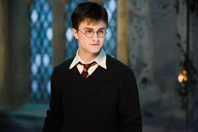 Daniel Radcliffe is listed (or ranked) 1 on the list 18 Sneaky Actors Who Stole Props from Movie Sets
