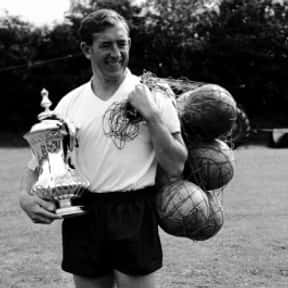 Danny Blanchflower is listed (or ranked) 21 on the list The Best Tottenham Hotspur Players of All Time