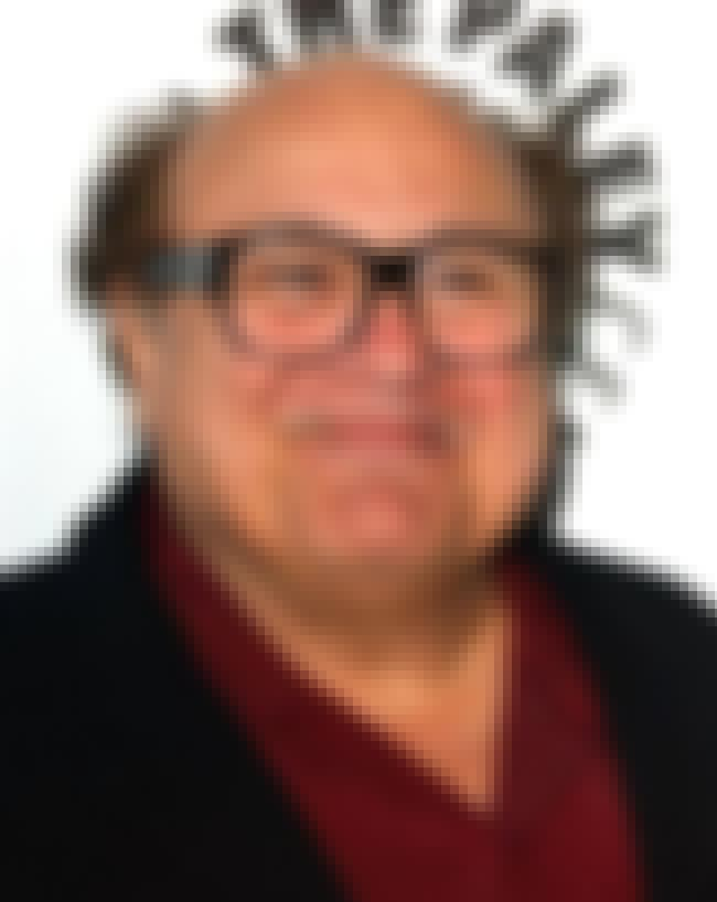 Danny DeVito is listed (or ranked) 7 on the list American Public Figures Who Are National Treasures