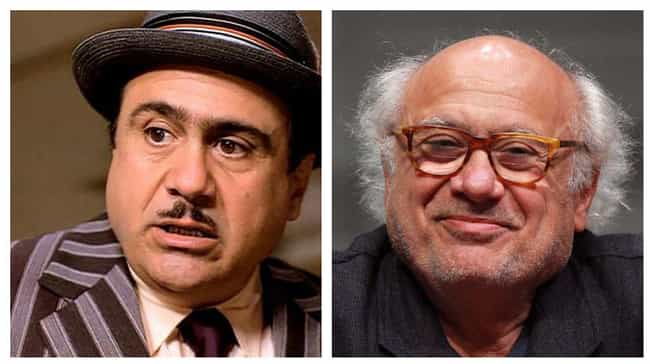 Danny DeVito is listed (or ranked) 1 on the list You Won't Believe What The Stars of 'Matilda' Look Like Now