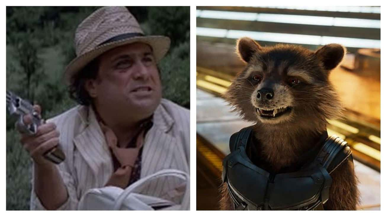Danny DeVito - Rocket Raccoon