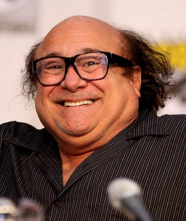 Danny DeVito is listed (or ranked) 8 on the list Actors in the Most Tim Burton Movies