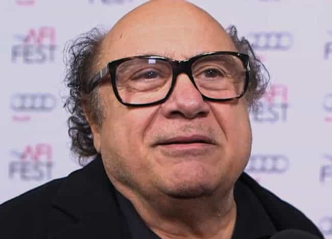 Danny DeVito is listed (or ranked) 2 on the list Celebrities Who Had Weird Jobs Before They Were Famous