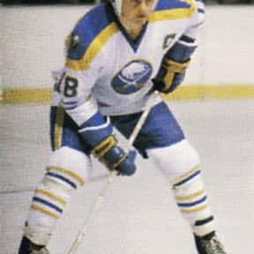 Danny Gare is listed (or ranked) 8 on the list The Greatest Buffalo Sabres of All Time