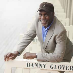Danny Glover is listed (or ranked) 9 on the list The Best African-American Film Actors