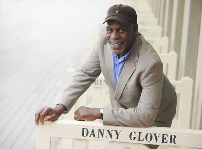 Danny Glover is listed (or ranked) 2 on the list Famous Male Activists