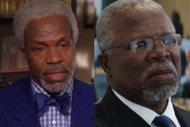 Danny Glover is listed (or ranked) 3 on the list Who Would Be In Wes Anderson's Version Of The MCU?
