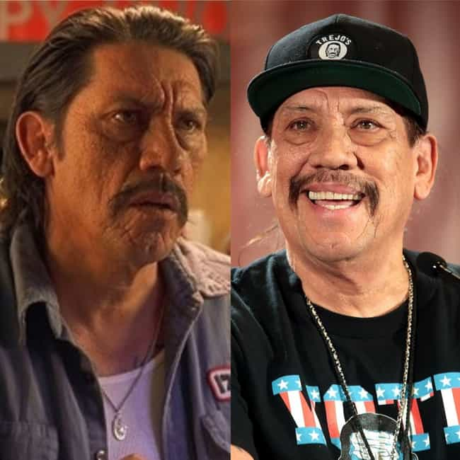 Danny Trejo is listed (or ranked) 7 on the list What Ever Happened To The Cast Of Spy Kids?