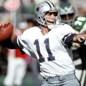 Danny White is listed (or ranked) 4 on the list List of Famous Football Punters