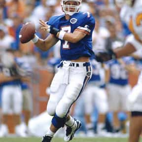 Danny Wuerffel is listed (or ranked) 4 on the list The Best University of Florida Football Players of All Time