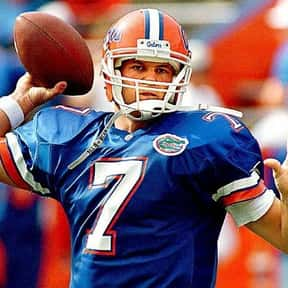 Danny Wuerffel is listed (or ranked) 3 on the list The Best Florida Gators Quarterbacks of All Time