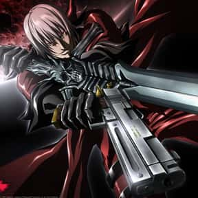 Dante is listed (or ranked) 16 on the list The 30+ Most Badass Anime Characters Who Dual Wield Weapons