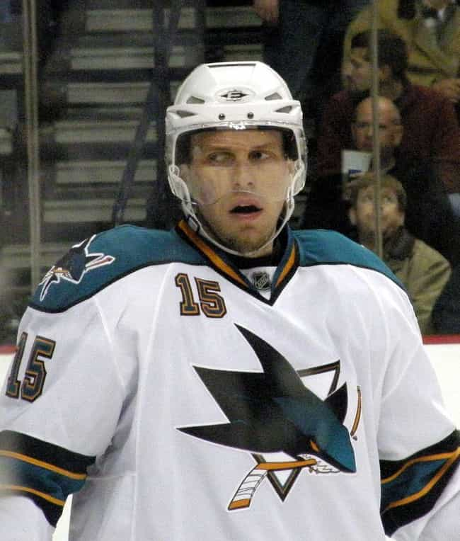Dany Heatley is listed (or ranked) 3 on the list 80 Athletes Who Are Felons
