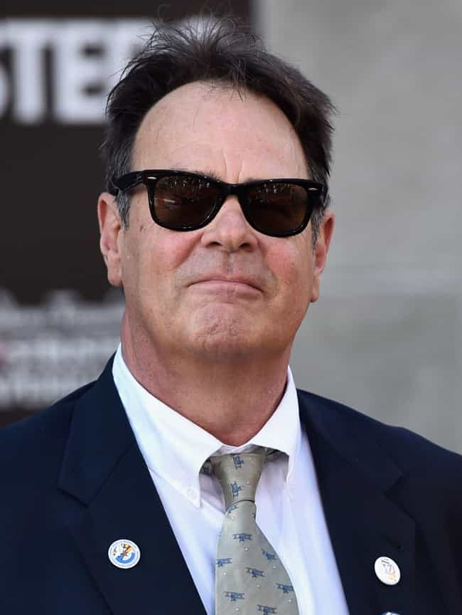 Dan Aykroyd is listed (or ranked) 2 on the list Famous People who Majored in Sociology
