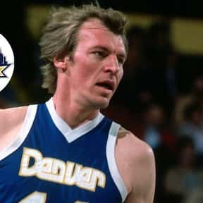 Dan Issel is listed (or ranked) 1 on the list The Best Denver Nuggets Power Forwards of All Time