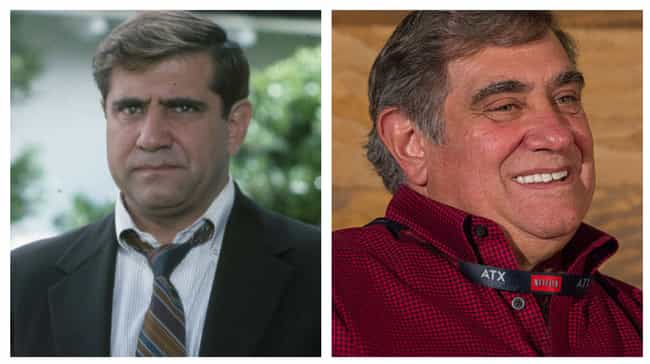 Dan Lauria is listed (or ranked) 4 on the list Mathletes To Sexual Harassment: What Happened To The Cast Of The Wonder Years?
