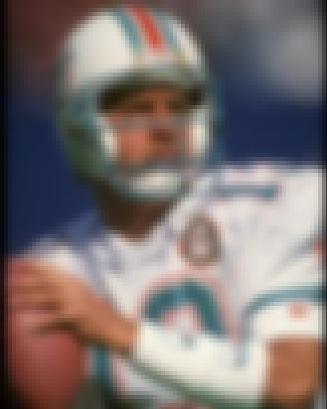 Dan Marino is listed (or ranked) 5 on the list The Top 25 Greatest Quarterbacks Of All Time