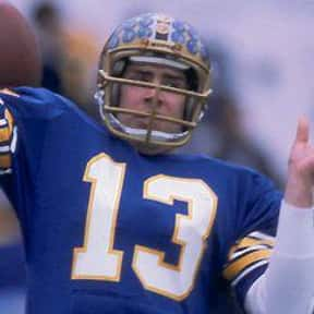 Dan Marino is listed (or ranked) 1 on the list The Best Pittsburgh Panthers Quarterbacks of All Time