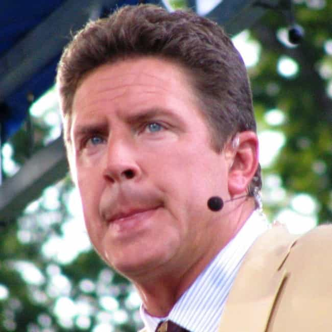 Dan Marino is listed (or ranked) 1 on the list The Best Athletes Who Wore #13
