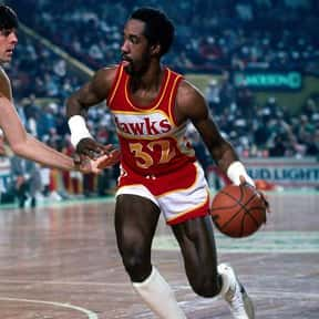 Dan Roundfield is listed (or ranked) 17 on the list The Best Indiana Pacers Power Forwards of All Time