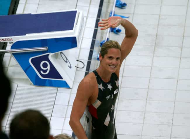 Dara Torres is listed (or ranked) 2 on the list Famous Athletes Who Are Jewish