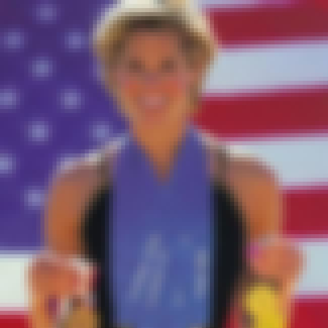 Dara Torres is listed (or ranked) 6 on the list Famous Female Swimmers