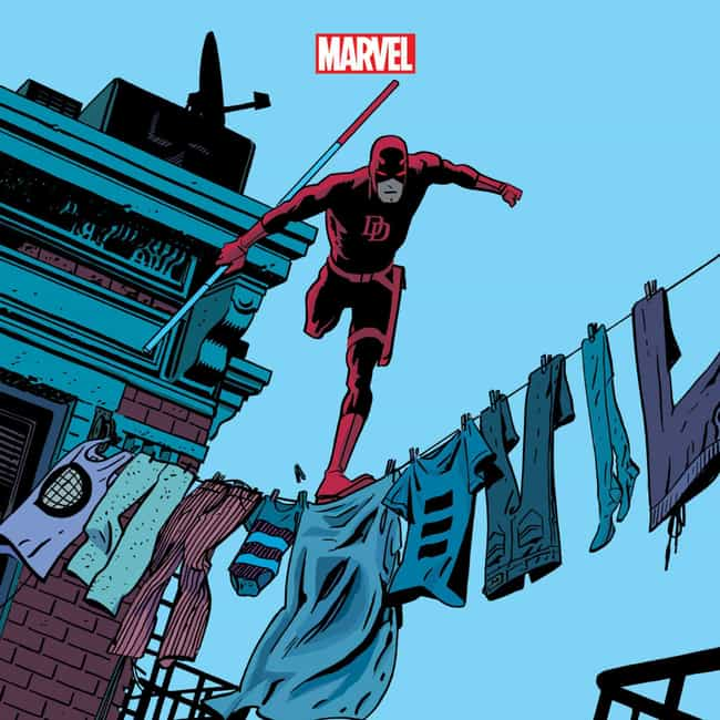 Daredevil is listed (or ranked) 1 on the list Major Comic Book Characters That Have Never Actually Died In Continuity
