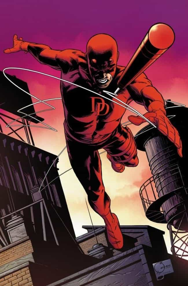 Daredevil is listed (or ranked) 3 on the list The 15 Best Superheroes With Enhanced Senses