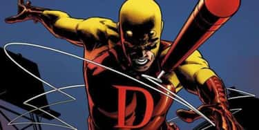Daredevil is listed (or ranked) 2 on the list Which Street-Level Superhero Would Win In An All-Out Bare Knuckle Street Fight?