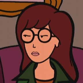 Daria Morgendorffer is listed (or ranked) 25 on the list Awkward TV Characters We Can't Help But Love