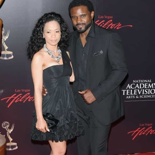 Darius McCrary is listed (or ranked) 2 on the list Karinne Steffans' Loves & Hookups