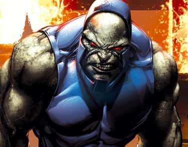 Darkseid is listed (or ranked) 2 on the list The Best Archenemies in DC Comics