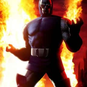 Darkseid is listed (or ranked) 3 on the list The Best Superman Villains Ever